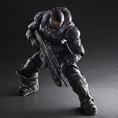 Image 5 for Gears of War - Marcus Fenix - Play Arts Kai (Square Enix)
