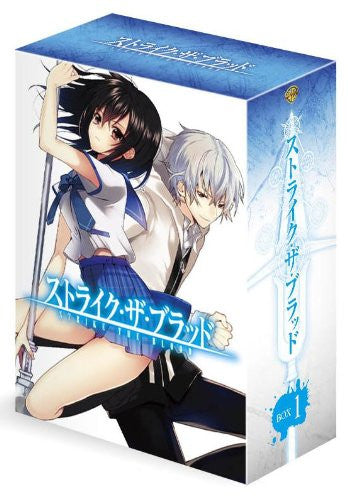 Image 3 for Strike The Blood Vol.2 [Limited Edition]