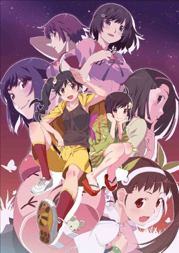 Image 1 for Nisemonogatari Vol.2 Karen Bee Second Part