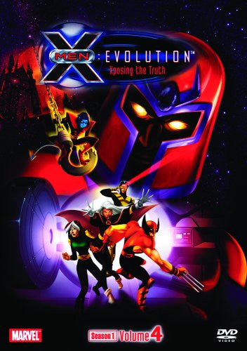 Image 1 for X-Men - Evolution Season 1 Volume4 - Xposing The Truth [Limited Pressing]