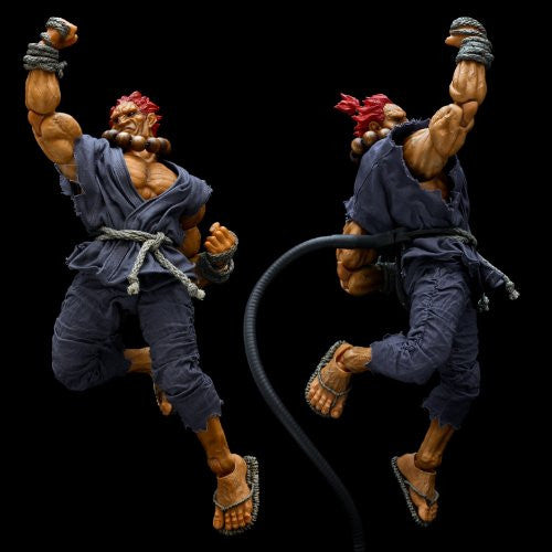 Image 4 for Super Street Fighter IV: Arcade Edition - Gouki - 1/6 (Kidslogic)