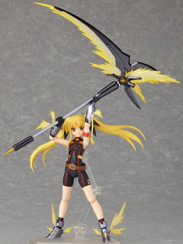 Image 4 for Mahou Shoujo Lyrical Nanoha The Movie 2nd A's - Fate Testarossa - Figma #163 - Sonic Form ver. (Max Factory)
