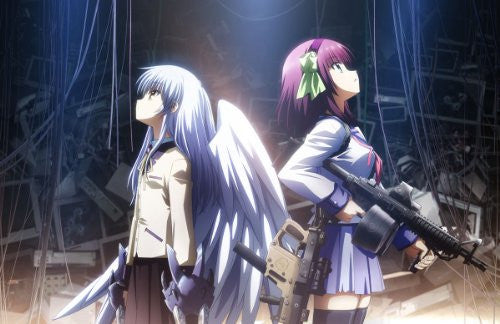 Image 1 for Angel Beats Vol.6 [Blu-ray+CD Limited Edition]