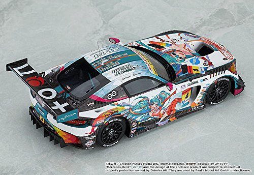GOOD SMILE Racing - Hatsune Miku - Itasha - 1/43 - AMG: 2016 Season Opening Ver. (GOOD SMILE Racing)