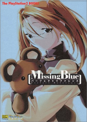 Image 1 for Missing Blue Perfect Reference Book/ Ps2
