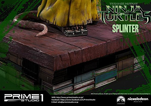 Image 2 for Teenage Mutant Ninja Turtles (2014) - Splinter - Museum Masterline Series MMTMNT-05 - 1/4 (Prime 1 Studio)