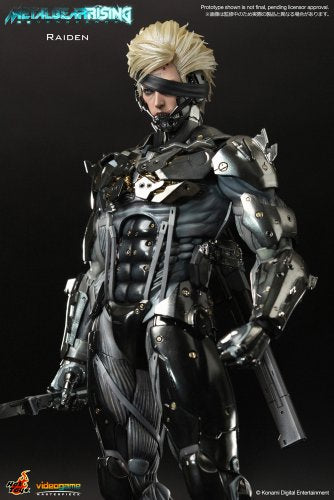 Image 3 for Metal Gear Rising: Revengeance - Raiden - VideoGame Masterpiece VGM17 - 1/6 (Hot Toys)