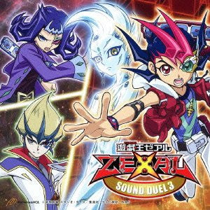 Image for YU-GI-OH! ZEXAL SOUND DUEL 3