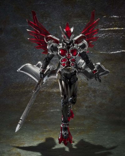 Image 10 for Kamen Rider Wizard - S.I.C. - Flame Style (Bandai)