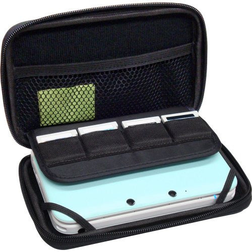 Image 4 for Strong Pouch for 3DS LL (Blue)