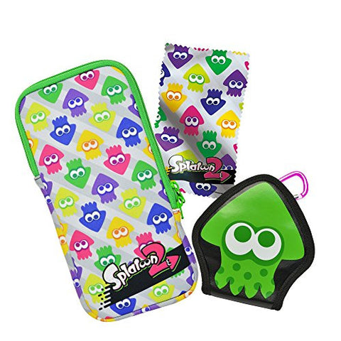 Nintendo Switch - Splatoon 2 Accessory Set