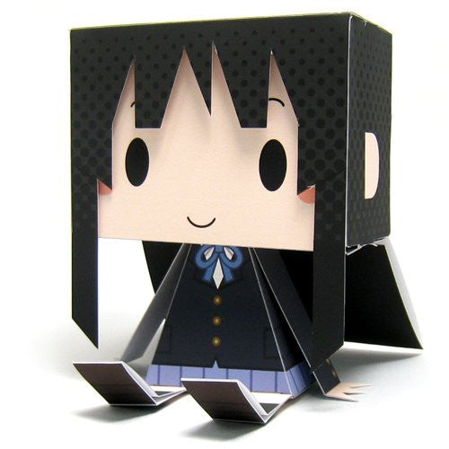 Image 4 for K-ON! (Movie) - Akiyama Mio - GraPhig #187 - Winter Clothes ver. (Cospa)