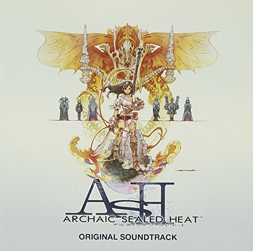 Image 1 for ASH: Archaic Sealed Heat Original Soundtrack