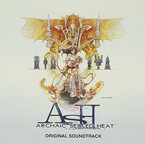 Image for ASH: Archaic Sealed Heat Original Soundtrack
