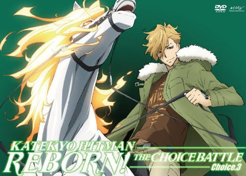 Image for Katekyo Hitman Reborn! Mirai Choice Hen - Choice.3