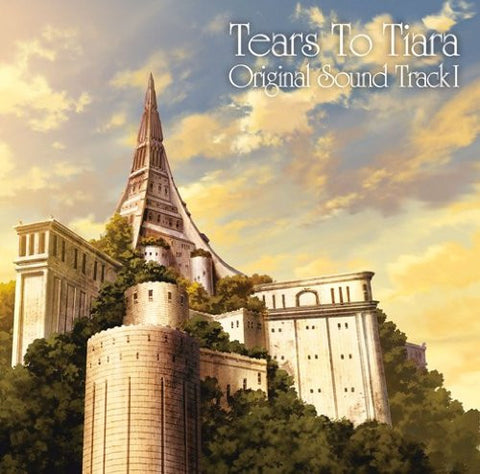Image for Tears To Tiara Original Sound Track I
