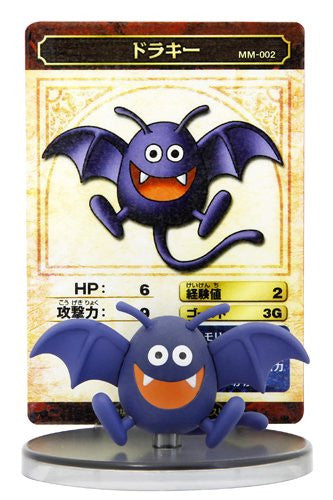Image 1 for Dragon Quest - Dracky - Dragon Quest Monster Museum - 002 (Square Enix)