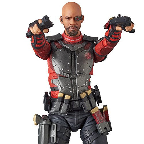 Image 4 for Suicide Squad - Deadshot - Mafex No.038 (Medicom Toy)