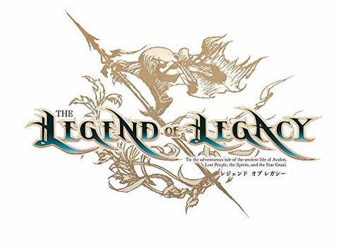 Image for The Legend of Legacy