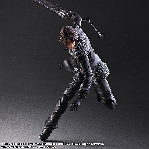 Image 5 for Dissidia Final Fantasy - Squall Leonhart - Play Arts Kai (Square Enix)