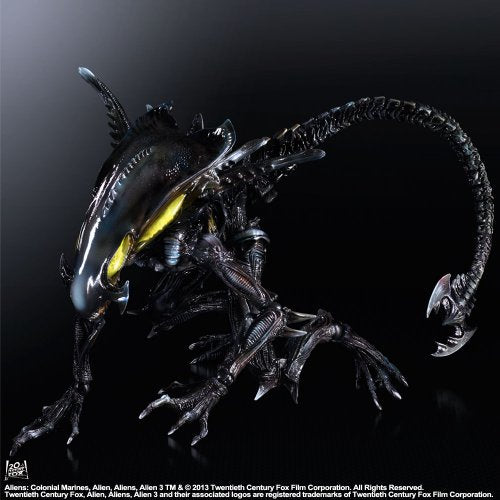 Image 3 for Aliens: Colonial Marines - Spitter - Play Arts Kai (Square Enix)