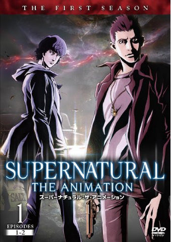 Image for Supernatural First Season Vol.1