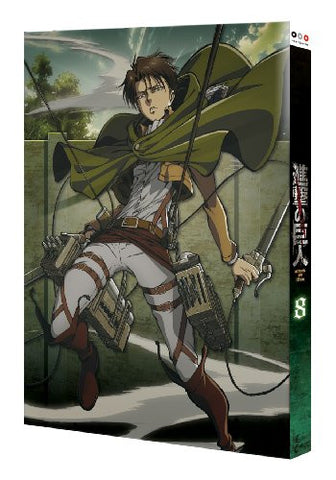 Image for Attack On Titan Vol.8