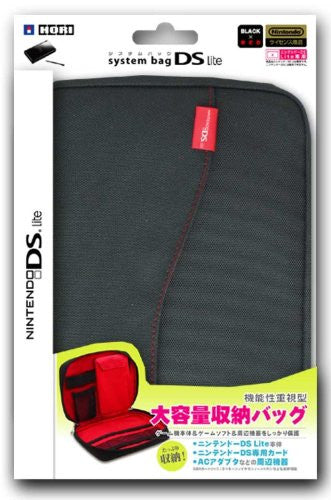 Image 1 for System Bag DS Lite (Black & Red)