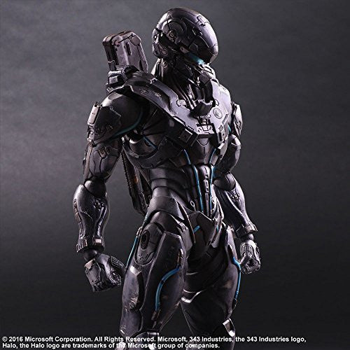 Image 6 for Halo 5: Guardians - Spartan Locke - Play Arts Kai (Square Enix)