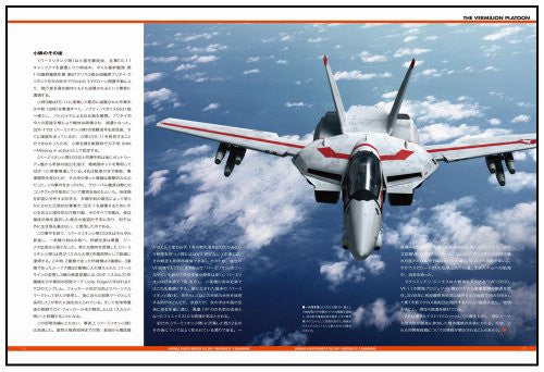 Image 3 for Macross Variable Fighter Master File Sdf 1 Macross Vf 1 Squadrons