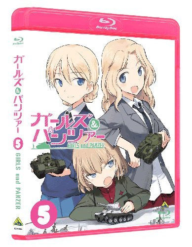 Image 3 for Girls Und Panzer Vol.5 [Limited Edition]