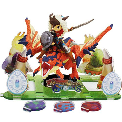 Image 4 for Monster Hunter Stories - amiibo Diorama Kit