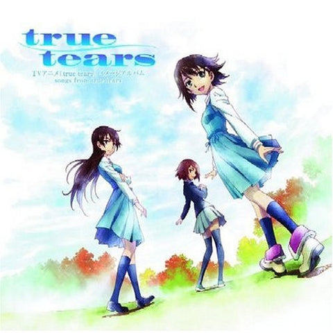 "Image for true tears Image Song Collection ""Tears...for truth"""