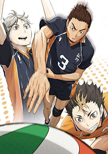 Image 2 for Haikyu Vol.3 [Blu-ray+CD]