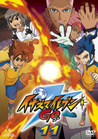 Image for Inazuma Eleven Go 11