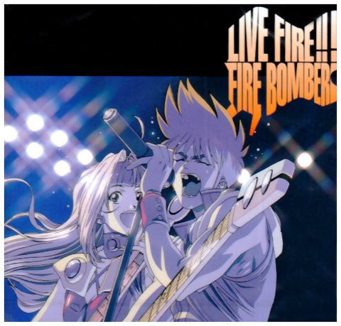 Image for Macross 7 LIVE FIRE!! / Fire Bomber