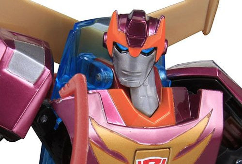Image 2 for Transformers Animated - Hot Rodimus - TA33 - Rodimus (Takara Tomy)