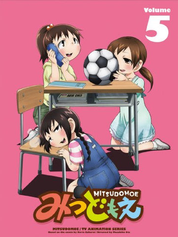 Image for Mitsudomoe Vol.5 [Blu-ray+CD Limited Edition]