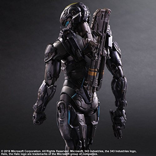 Image 7 for Halo 5: Guardians - Spartan Locke - Play Arts Kai (Square Enix)