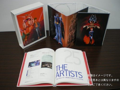 Image 6 for GUNDAM 30th ANNIVERSARY GUNDAM SONGS 145