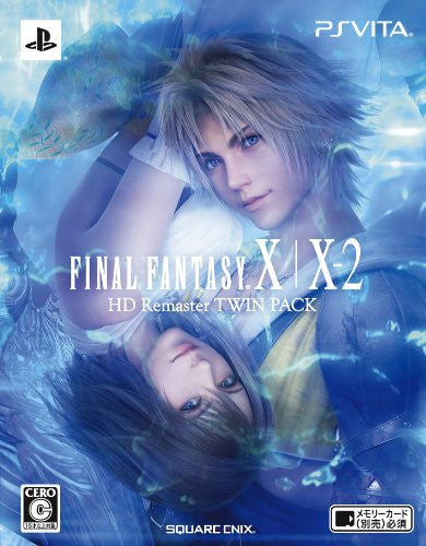 Image 1 for Final Fantasy X/X-2 HD Remaster Twin Pack