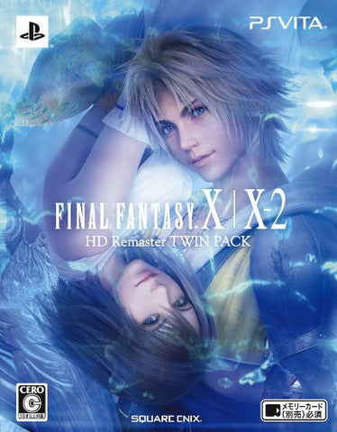 Final Fantasy X/X-2 HD Remaster Twin Pack
