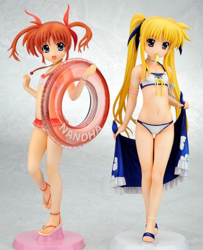 Image 10 for Mahou Shoujo Lyrical Nanoha The Movie 1st - Fate Testarossa - 1/4 - Swimsuit ver. (Gift)