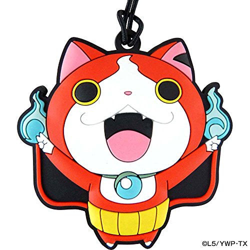 Image 2 for Youkai Watch Rubber Cleaner for 3DS LL (Jibanyan)