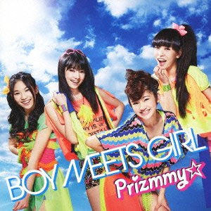 Image for BOY MEETS GIRL / Prizmmy☆