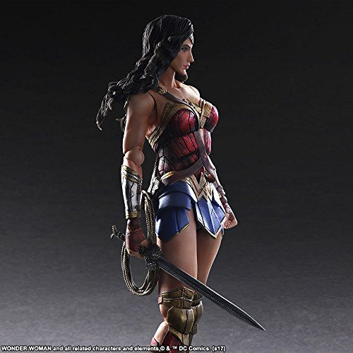 Image 6 for Wonder Woman - Play Arts Kai (Square Enix)