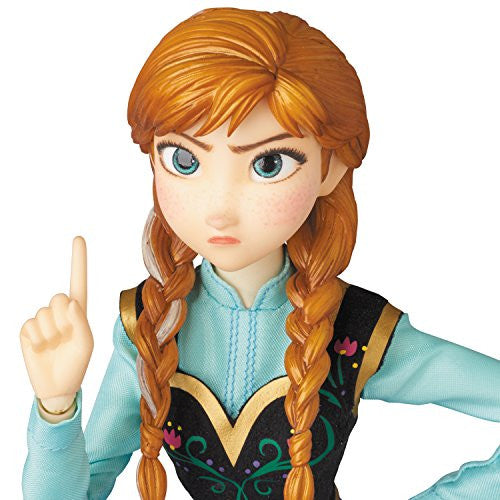 Image 3 for Frozen - Anna - Real Action Heroes No.728 - 1/6 (Medicom Toy)