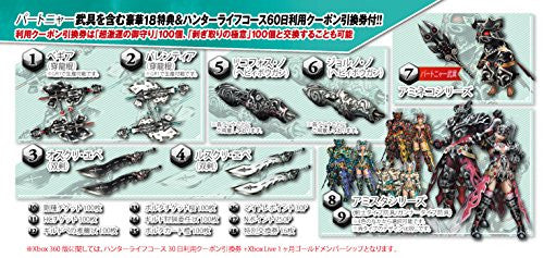 Image 3 for Monster Hunter Frontier G9 Premium Package