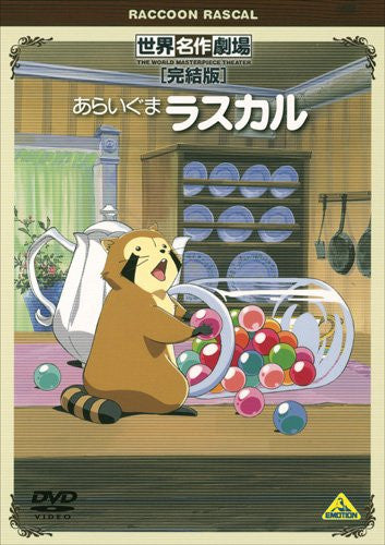 Image 1 for World Masterpiece Theater Complete Edition Rascal The Raccoon