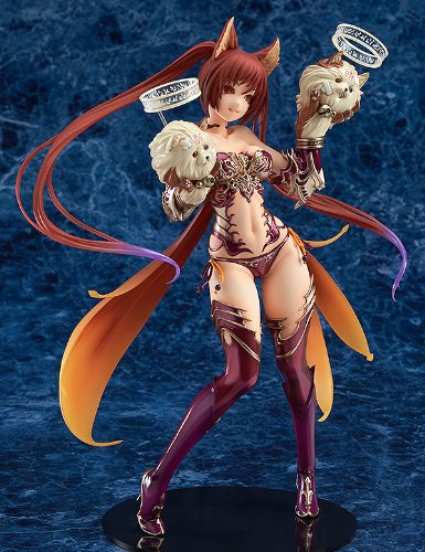 Image 4 for Shingeki no Bahamut - Cerberus - 1/7 (Max Factory)